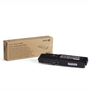 106R02236 / Xerox Phaser 6600 čierny (black) originálny toner