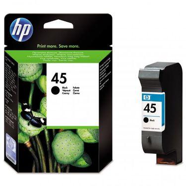 51645AE (No.45) / HP originál ink čierny (black)