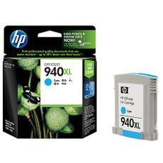 C4907AE (No.940XL) / HP originál ink modrý (cyan)