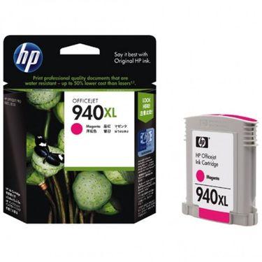 C4908AE (No.940XL) / HP originál ink červený (magenta)