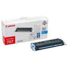 CRG-707C / Canon LBP 5000 modrý (cyan) originálny toner