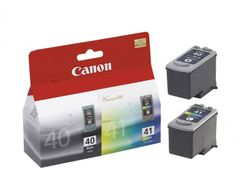PG-40 + CL-41 multipack / Canon originál ink black + color